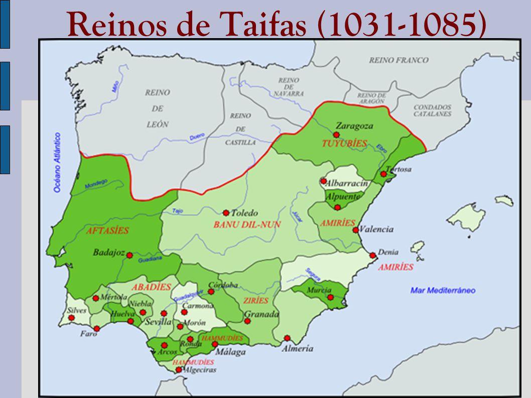 Reinos de Taifas (1031-1085)