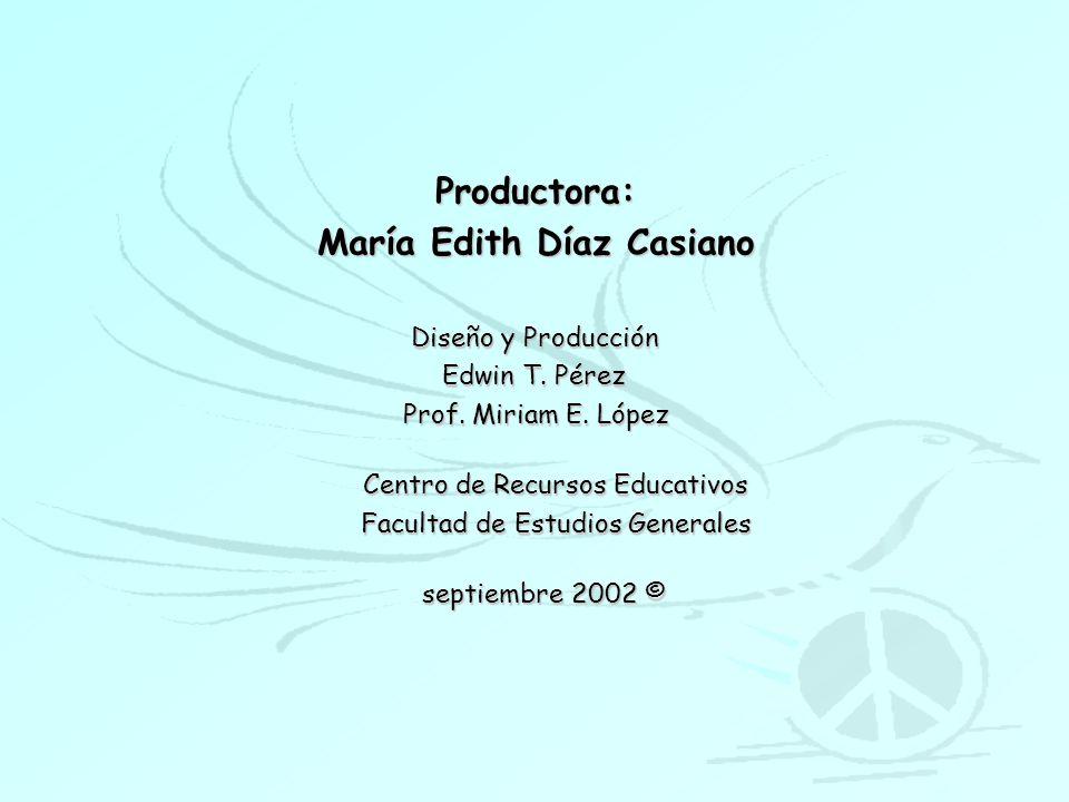 María Edith Díaz Casiano