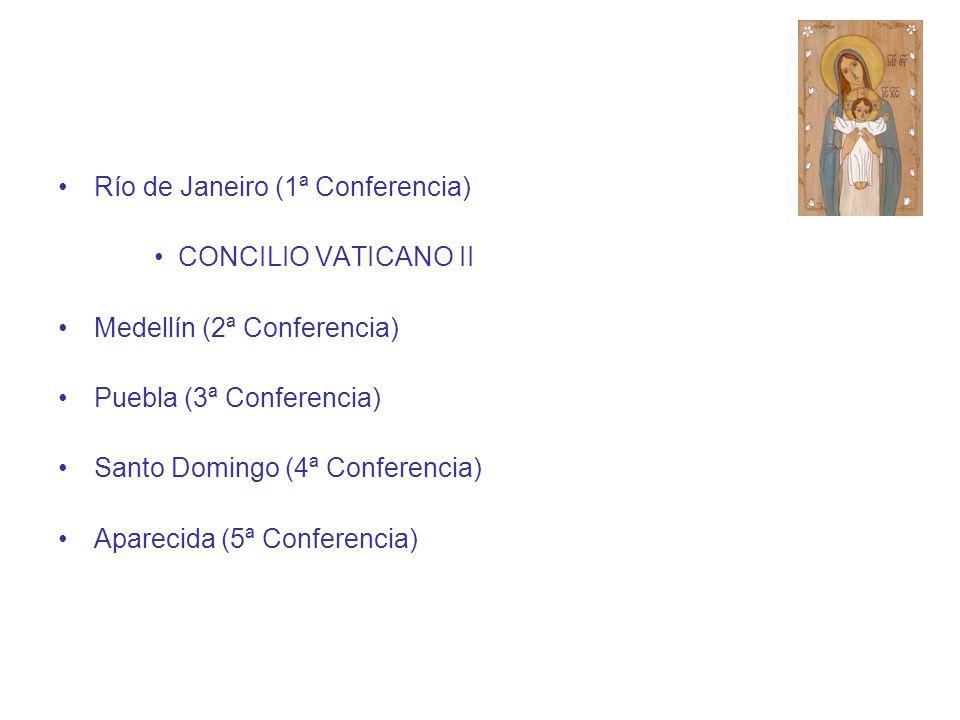 Río de Janeiro (1ª Conferencia)