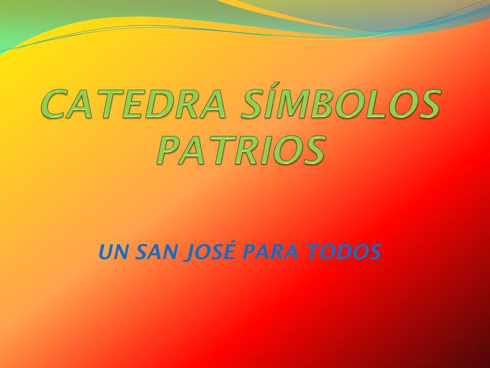 CATEDRA SÍMBOLOS PATRIOS