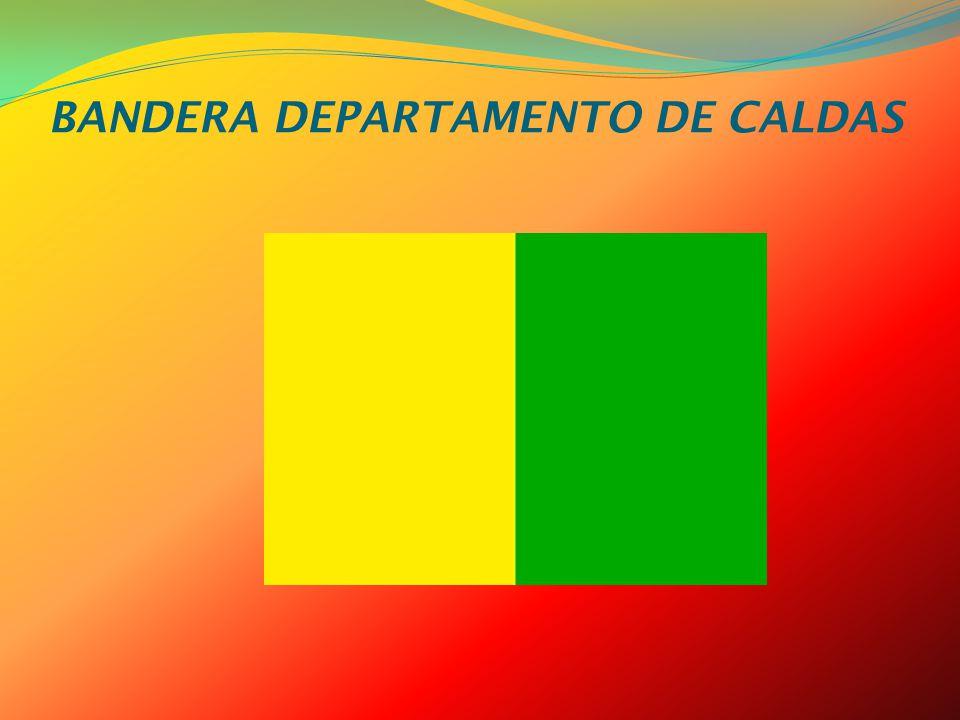 BANDERA DEPARTAMENTO DE CALDAS