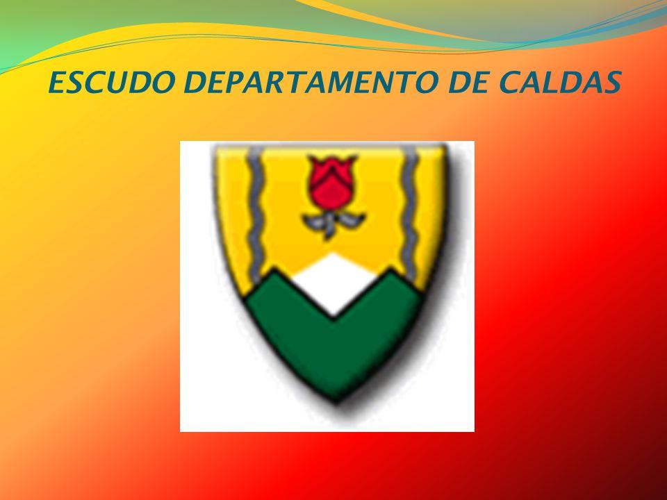 ESCUDO DEPARTAMENTO DE CALDAS