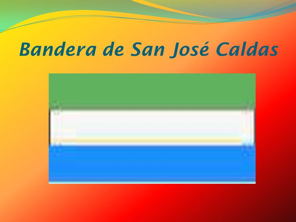 Bandera de San José Caldas