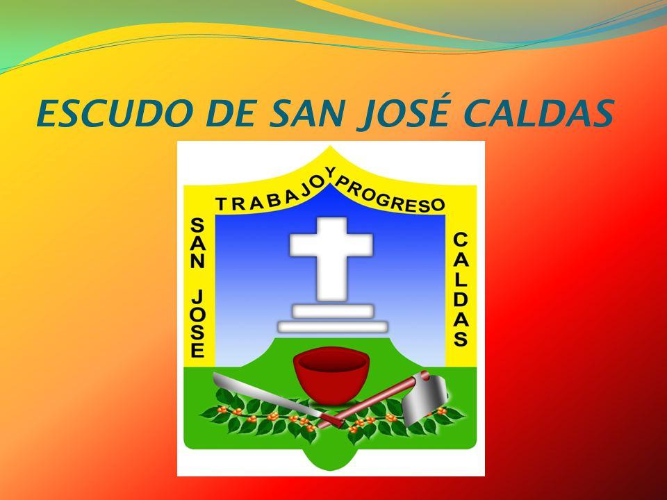 ESCUDO DE SAN JOSÉ CALDAS