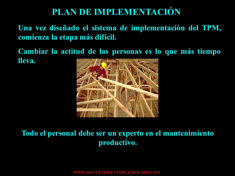 PLAN DE IMPLEMENTACIÓN