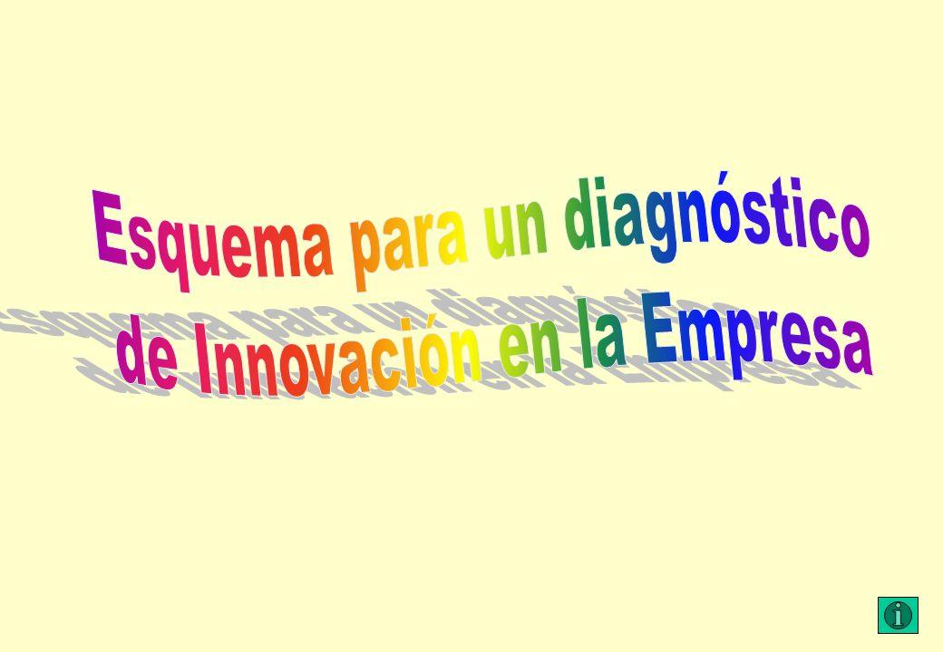 Esquema para un diagnóstico de Innovación en la Empresa