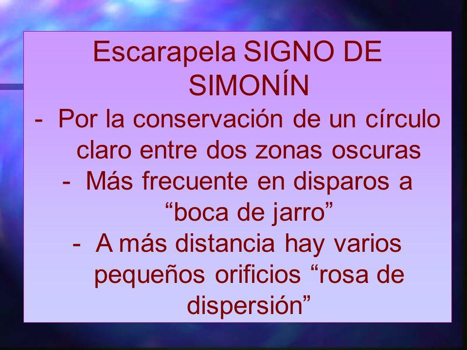 Escarapela SIGNO DE SIMONÍN