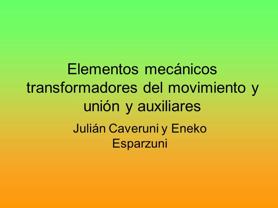 Julián Caveruni y Eneko Esparzuni
