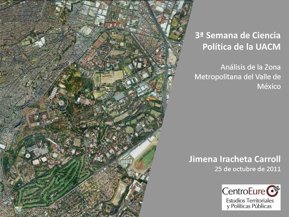 3ª Semana de Ciencia Política de la UACM