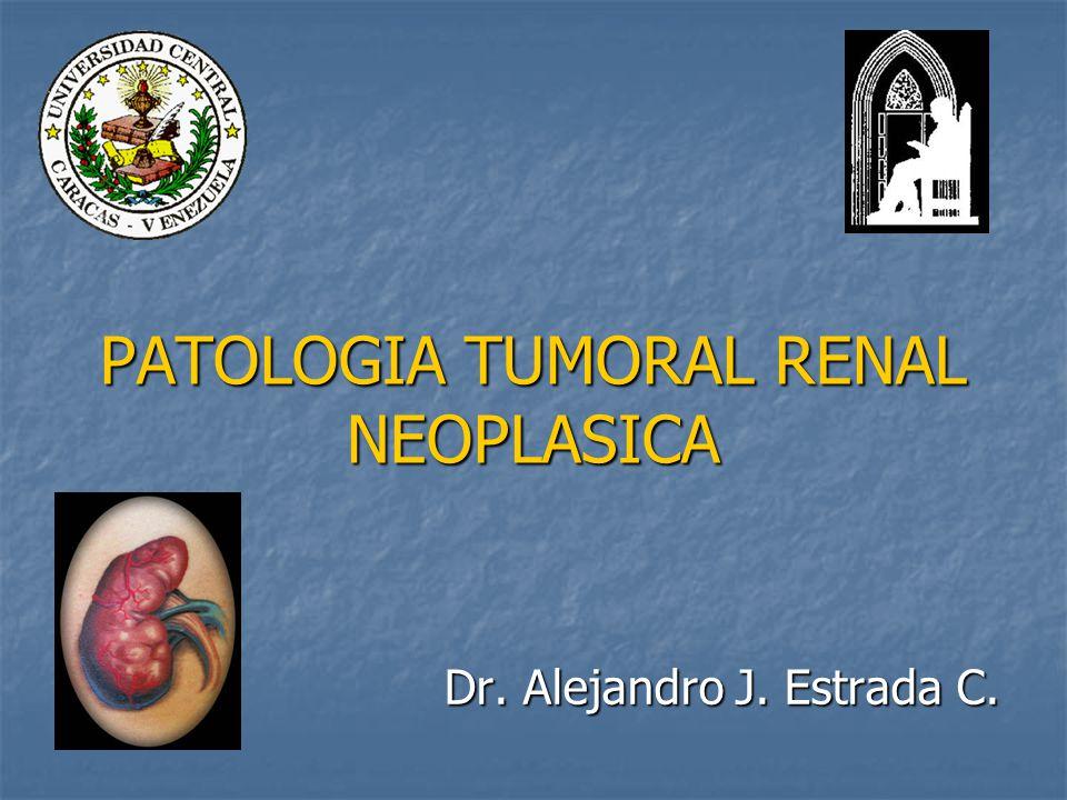 PATOLOGIA TUMORAL RENAL NEOPLASICA