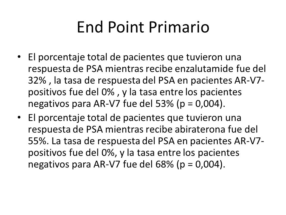 End Point Primario