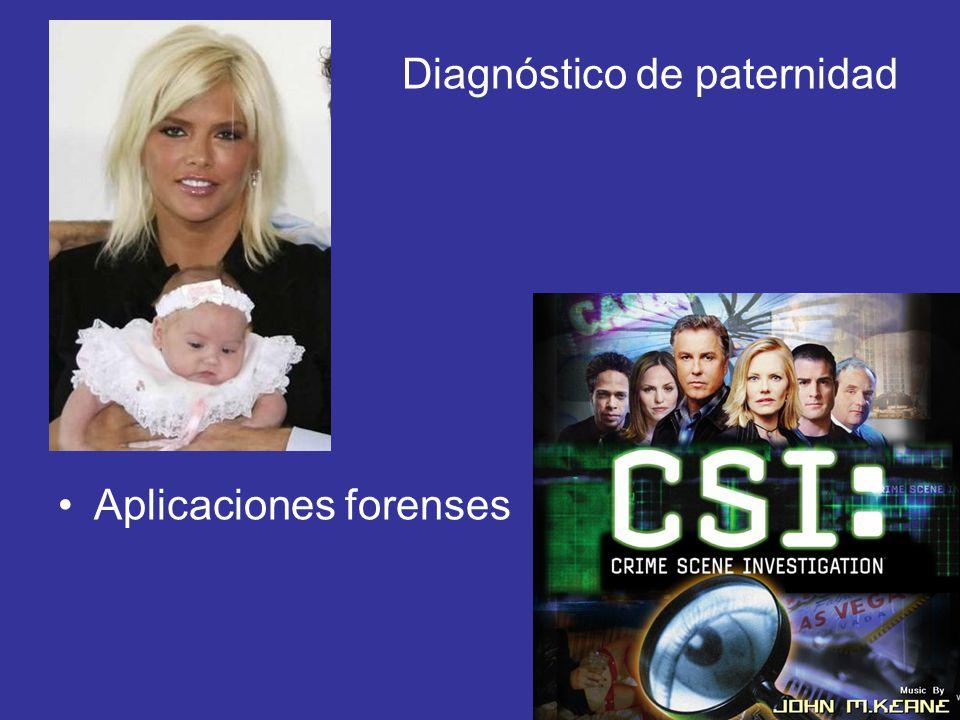 Diagnóstico de paternidad