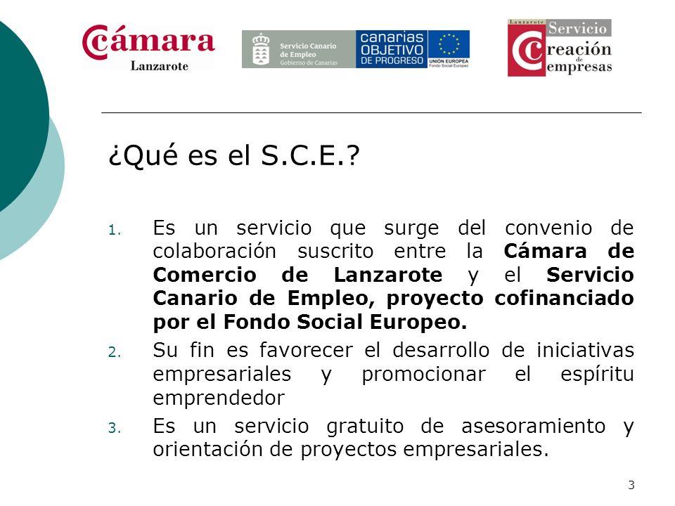 ¿Qué es el S.C.E.