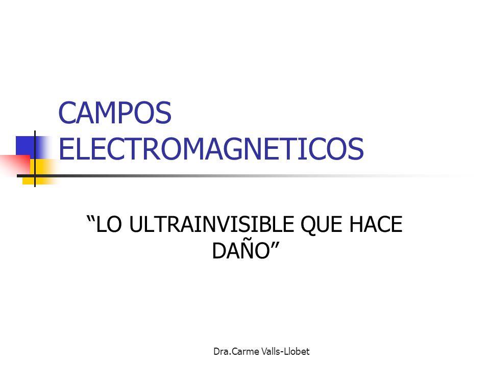 CAMPOS ELECTROMAGNETICOS