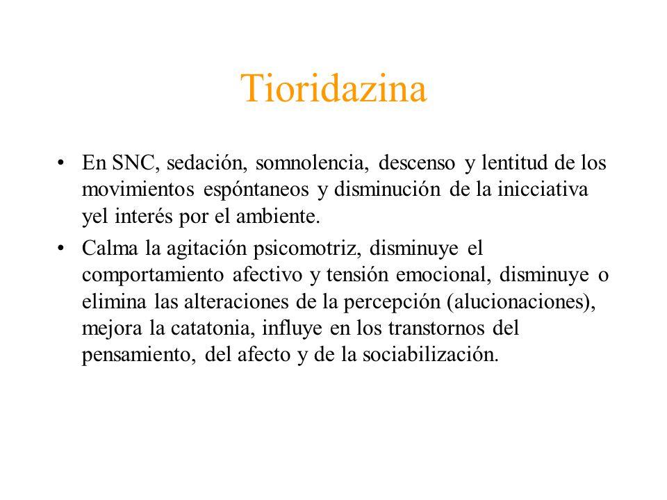Tioridazina