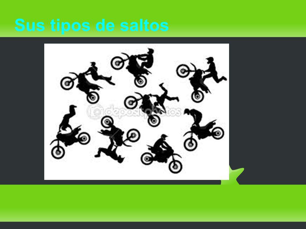 Sus tipos de saltos