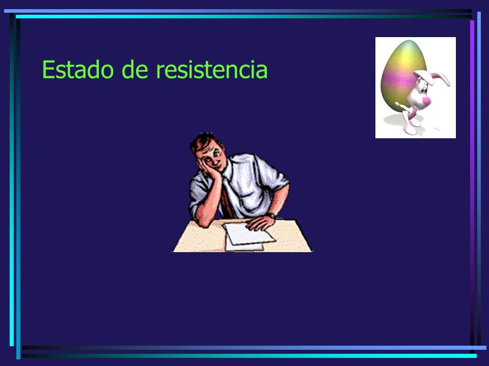 Estado de resistencia