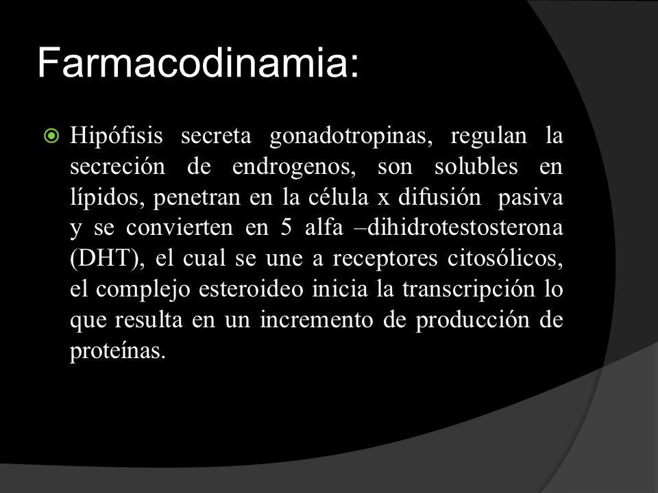Farmacodinamia: