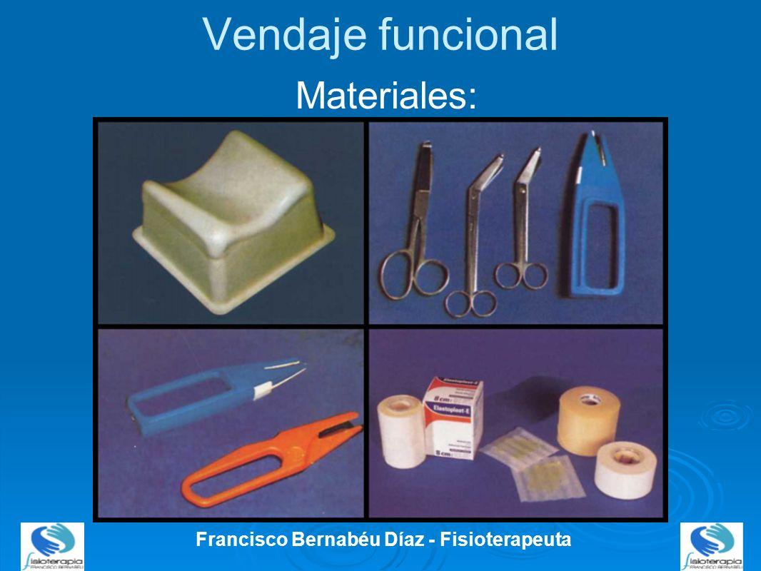 Francisco Bernabéu Díaz - Fisioterapeuta