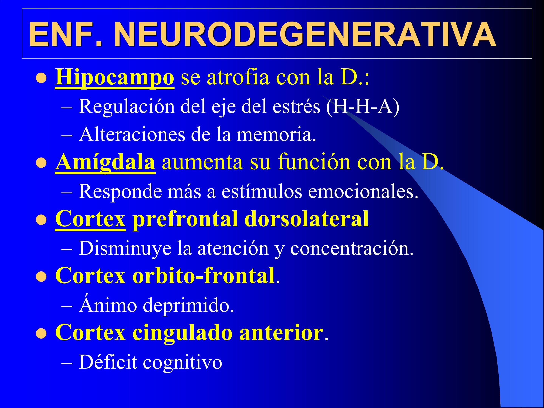 ENF. NEURODEGENERATIVA