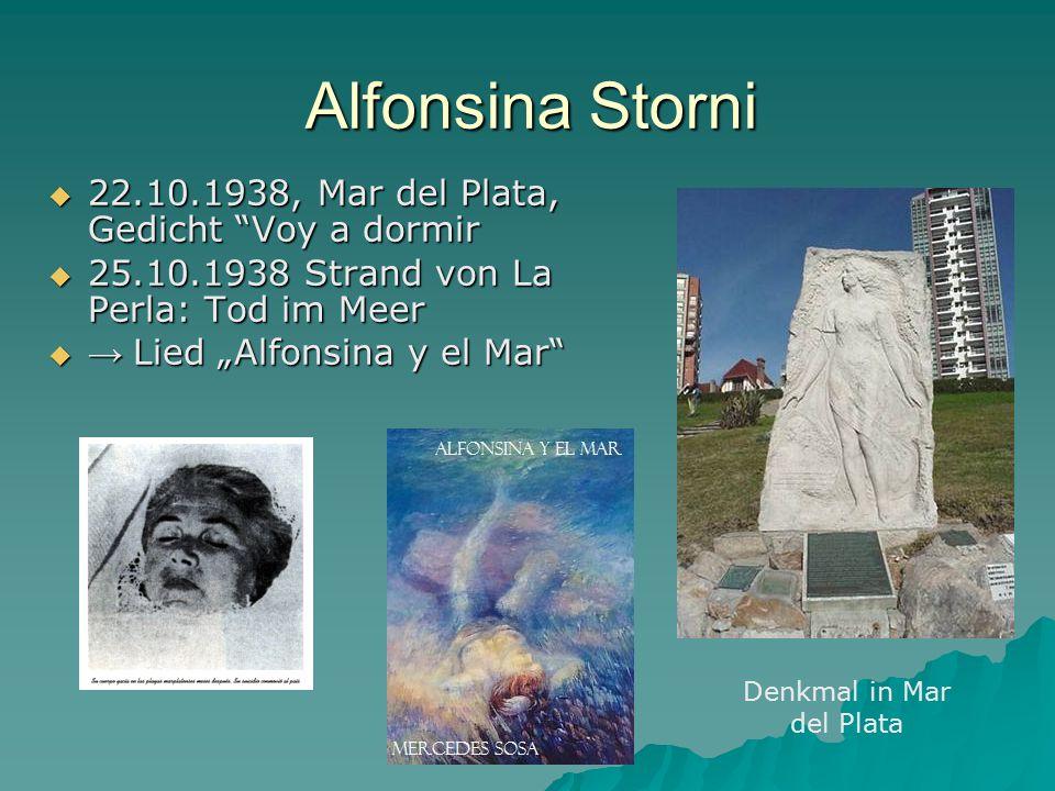 Denkmal in Mar del Plata