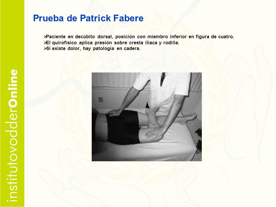 Prueba de Patrick Fabere