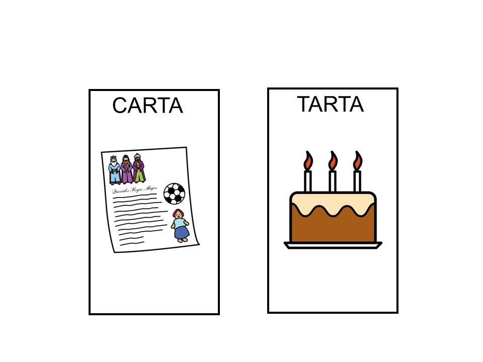 CARTA TARTA