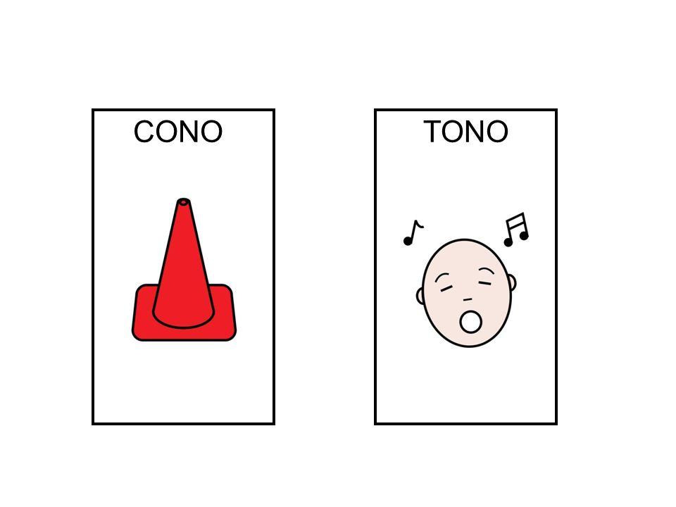 CONO TONO