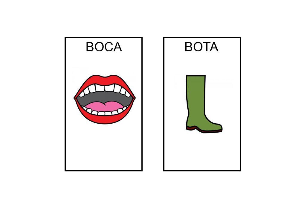 BOCA BOTA