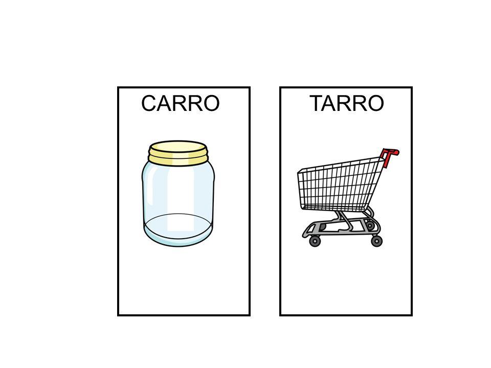 CARRO TARRO