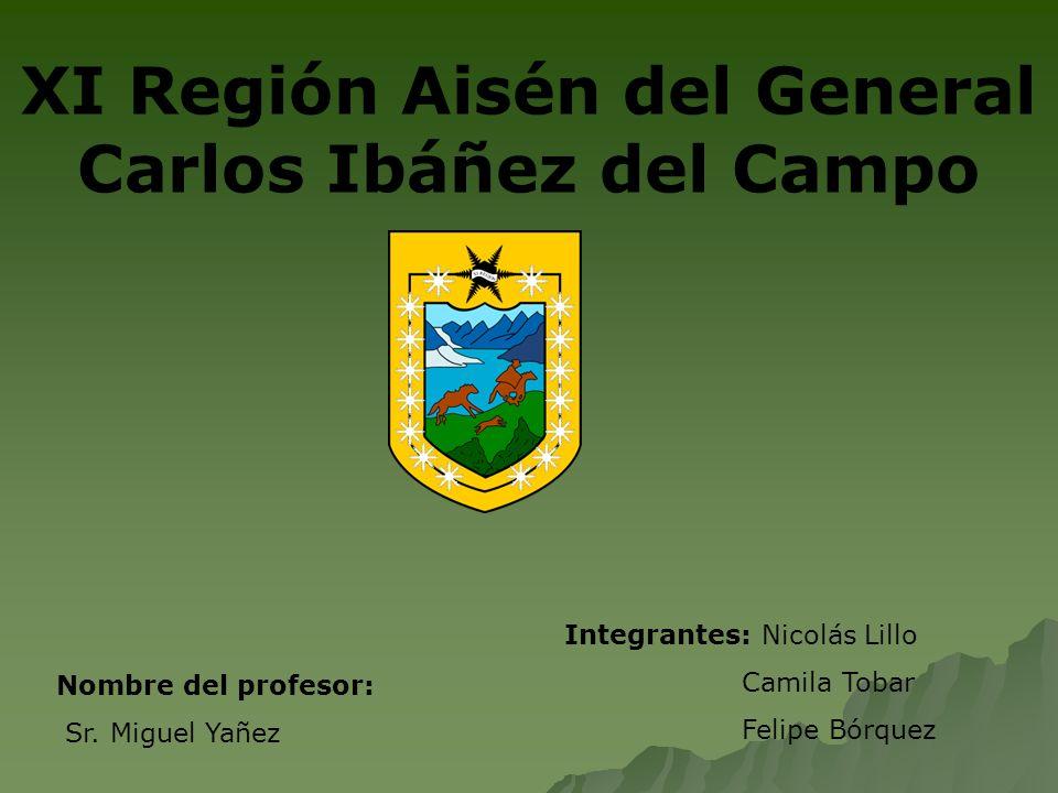 XI Región Aisén del General Carlos Ibáñez del Campo