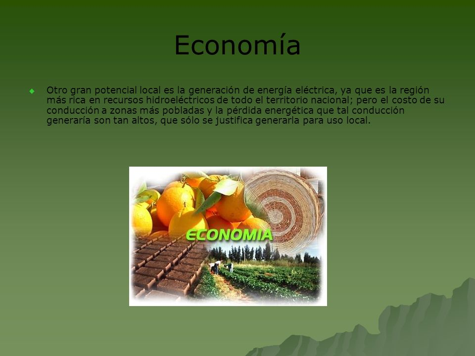 Economía