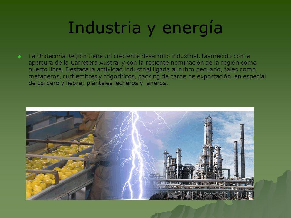 Industria y energía
