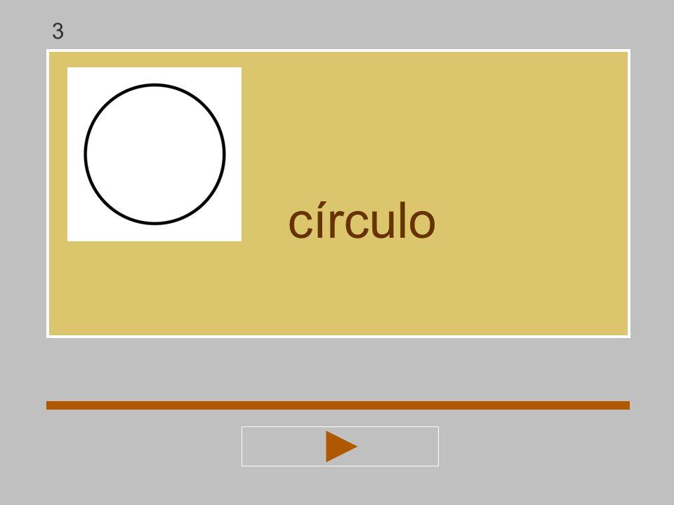 3 círculo