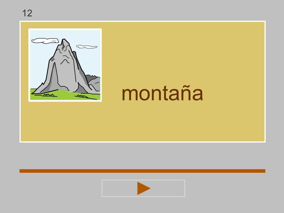 12 montaña