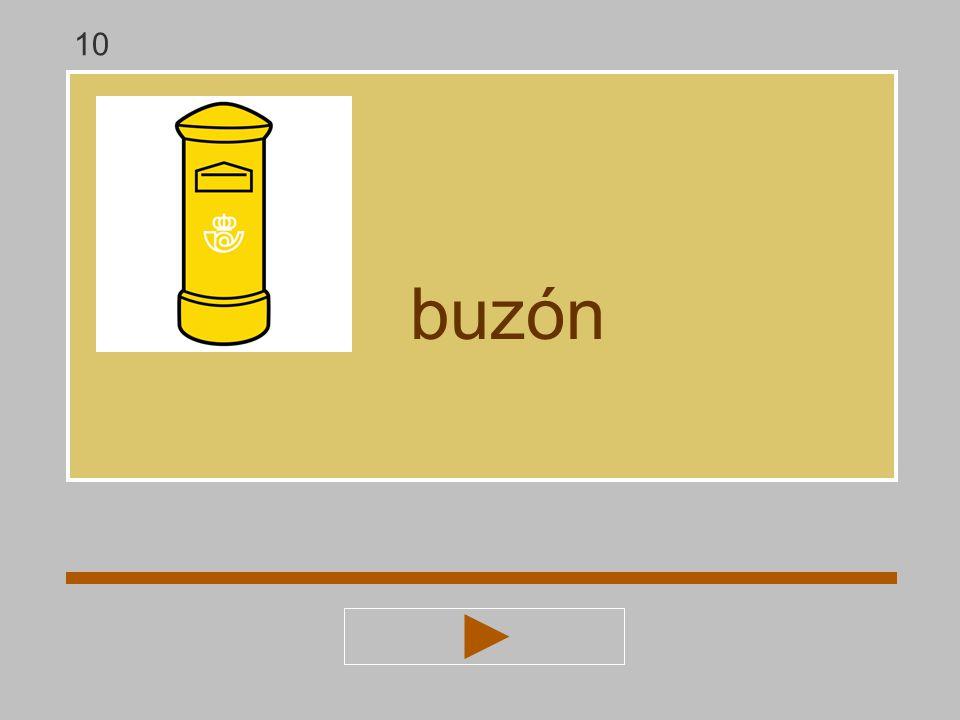 10 buzón