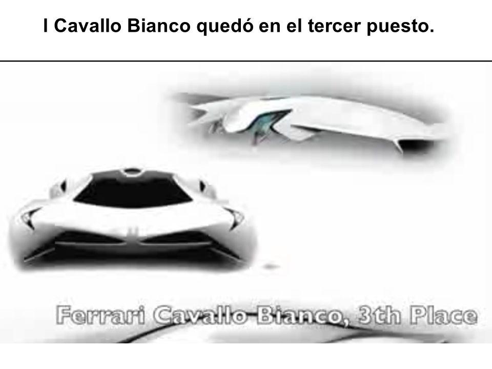 l Cavallo Bianco quedó en el tercer puesto.