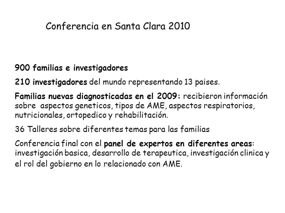 Conferencia en Santa Clara 2010