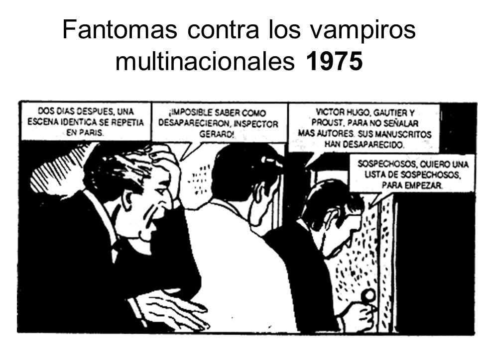 Fantomas contra los vampiros multinacionales 1975