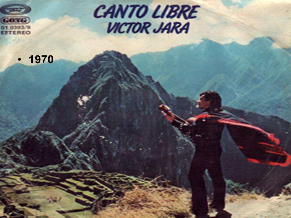 Canto Libro 1970