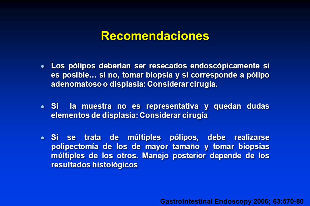 Gastrointestinal Endoscopy 2006; 63:570-80