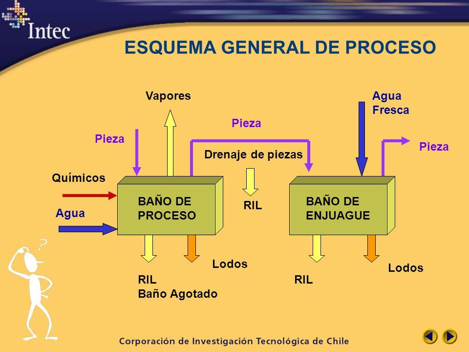 ESQUEMA GENERAL DE PROCESO