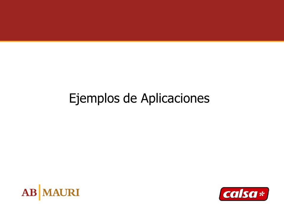 Ejemplos de Aplicaciones
