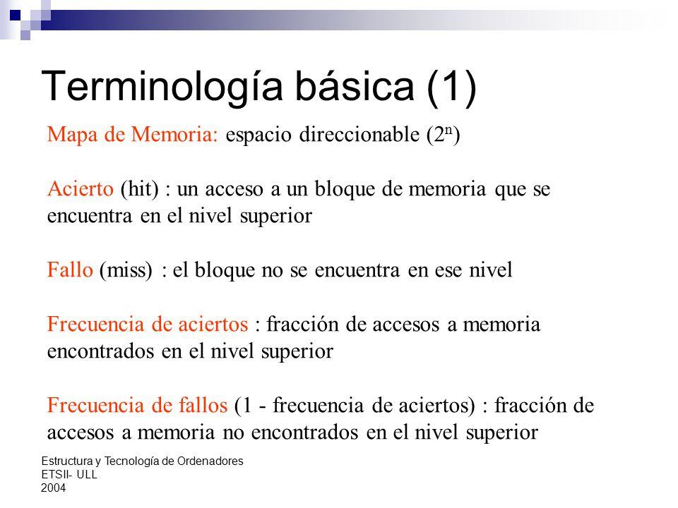 Terminología básica (1)