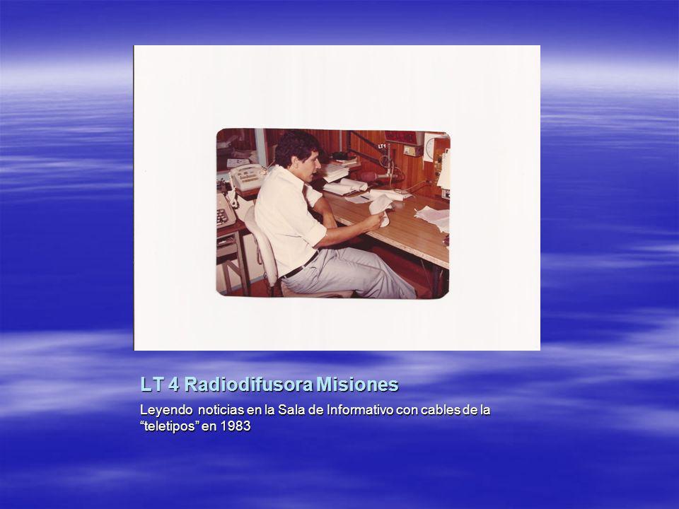 LT 4 Radiodifusora Misiones