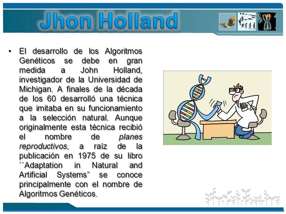 Jhon Holland