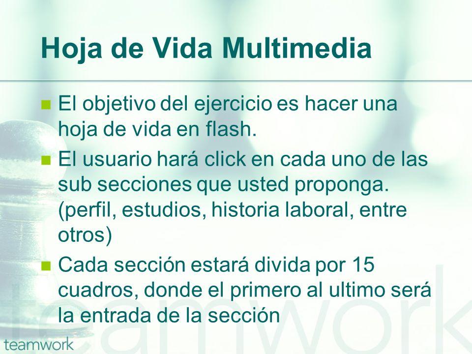Hoja de Vida Multimedia