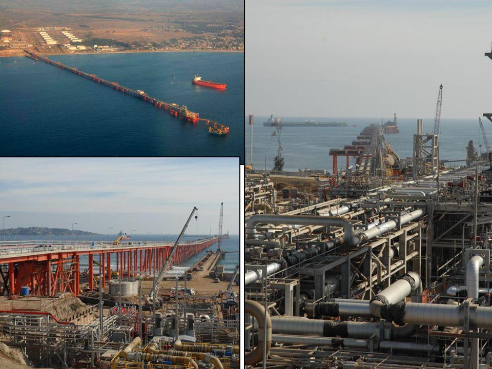 El GNL en la matriz energética de Chile: presente y futuro
