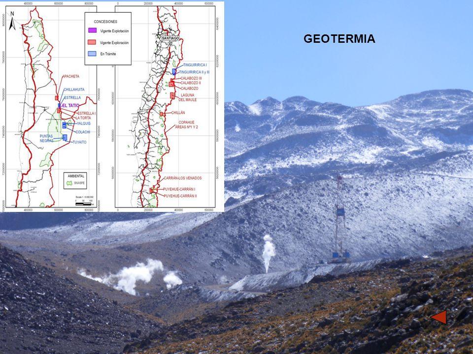 Cuenca Austral: CEOP's en Magallanes (2007)