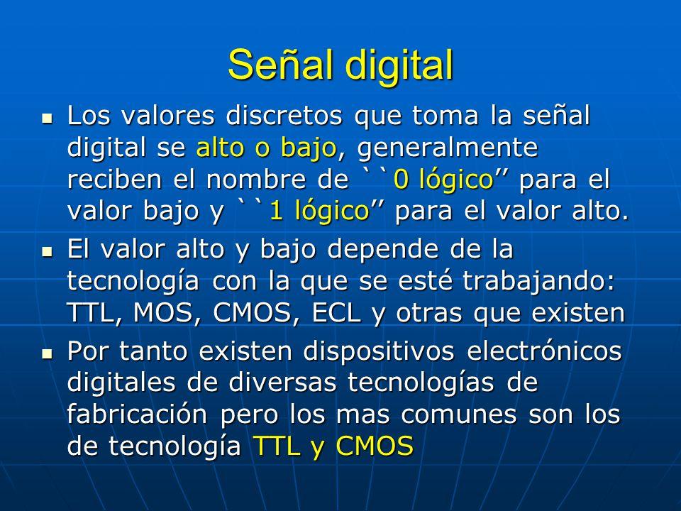 Señal digital